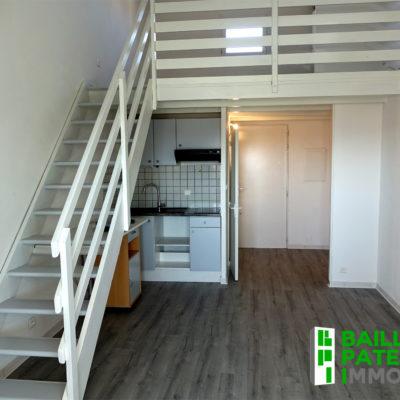 Appt T2 duplex – Le Barcarès village