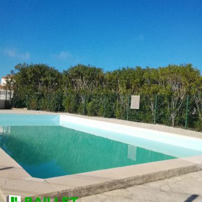 Appt plain-pied – piscine