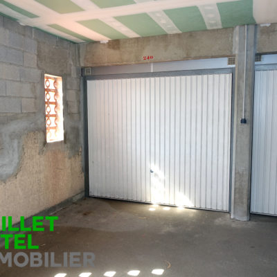 Grand garage – Port-Leucate
